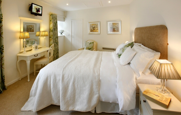 Pepperclose Cottage Double Bedroom, Bamburgh, Northumberland